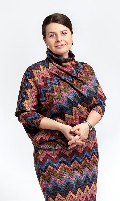 Главинская Наталья Николаевна