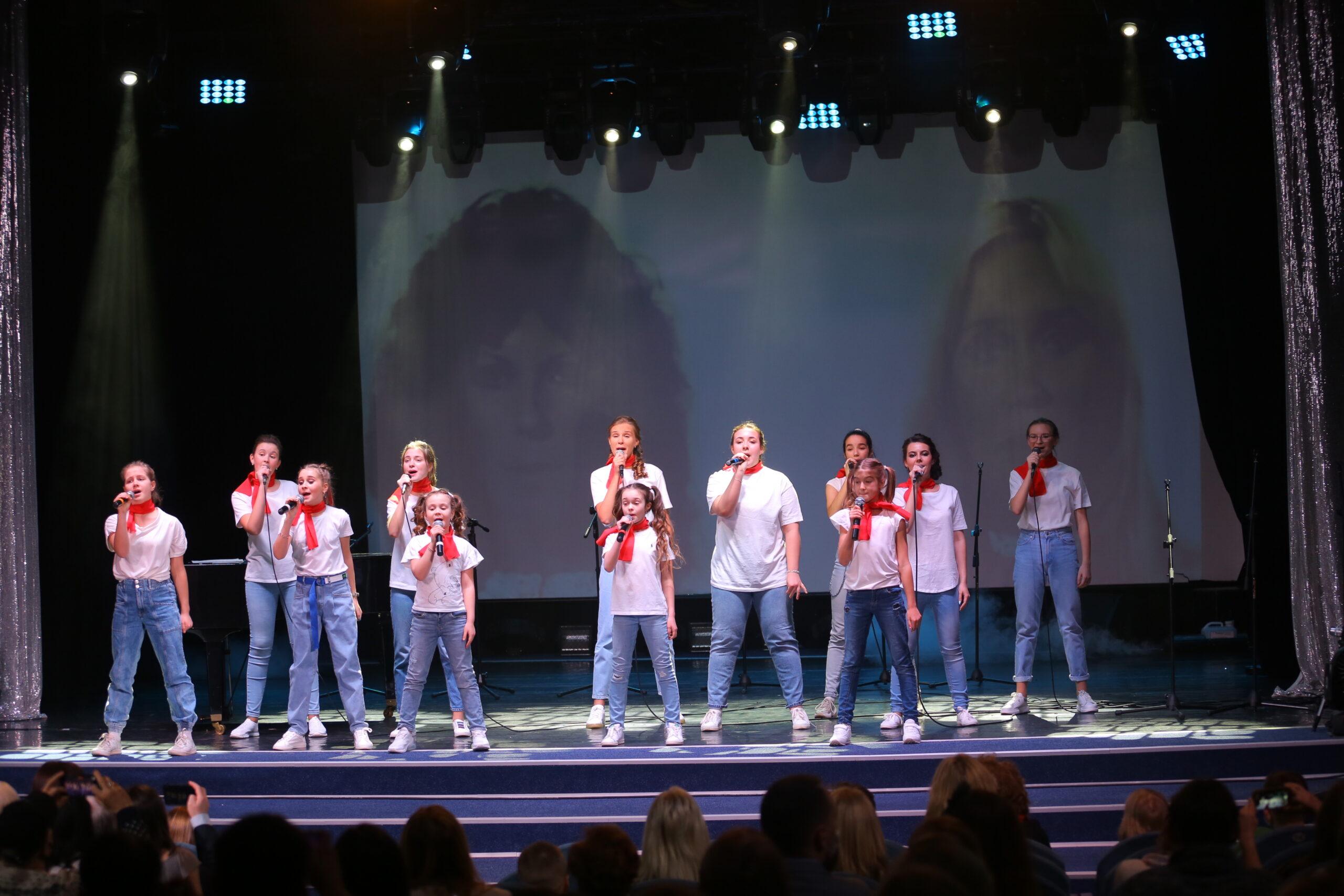 Отчётный концерт «Sing, Sing, Sing»
